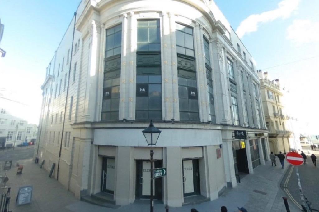 Former ABC cinema, currently a nightclub