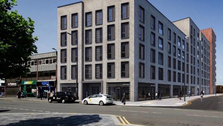Leicester: major residential development for 1930s cinema site