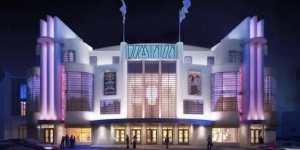 Harrow: Art Deco cinema facade to be revealed for first time in 50 years?