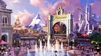 Radisson plans 'unforgettable' hotel for £3.5bn London Resort