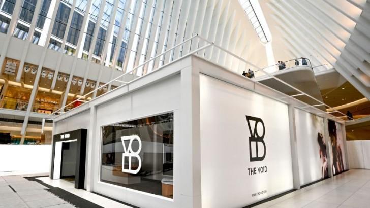 Virtual Reality popups enter 'retail-tainment' arena
