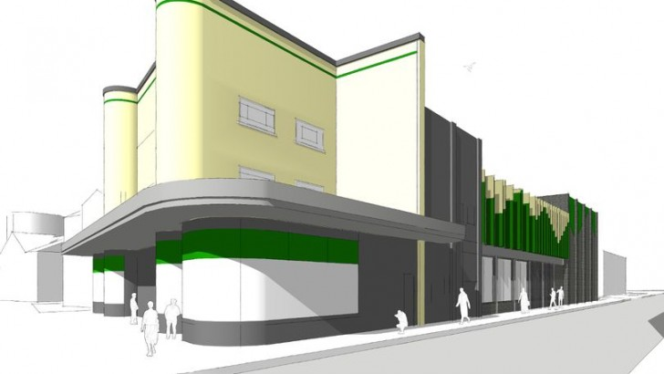 Port Talbot: community facility plans offer new future for 1950 cinema
