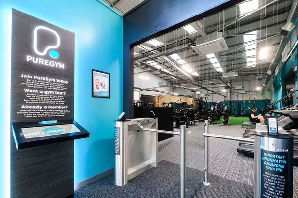 A typical representation of a Puregym facility, similar to the one opening in Barnstaple (Image: Puregym)