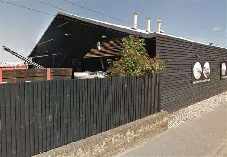 A former cockle shed, near the West Quay entrance, is being considered for the Whitstable cinema