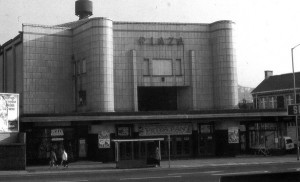 An old image of the Plaza (Image- South Wales Evening Post)