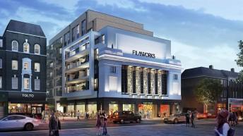 Historic cinema to be centrepiece of new resi/leisure development