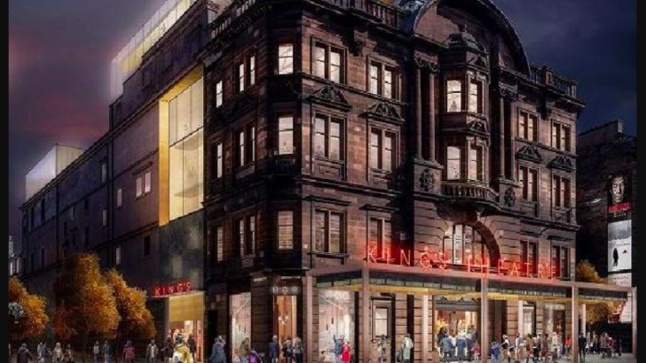 Edinburgh: £25m theatre transformation gains Lottery funding boost
