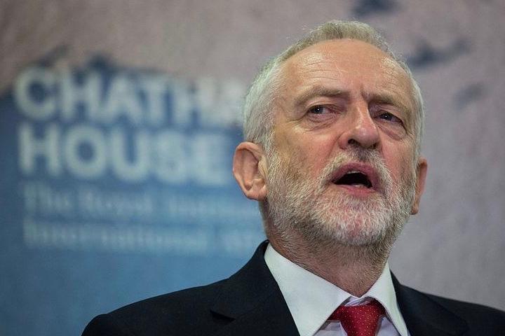 Jeremy Corbyn at Chatham House