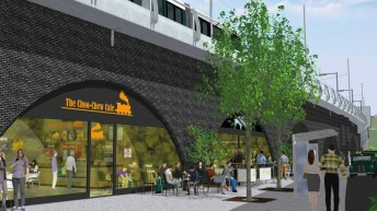 Nottingham railway arches to provide leisure & independent retail hub