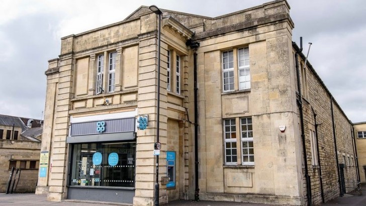 Bath: historic cinema site proposed for student flats