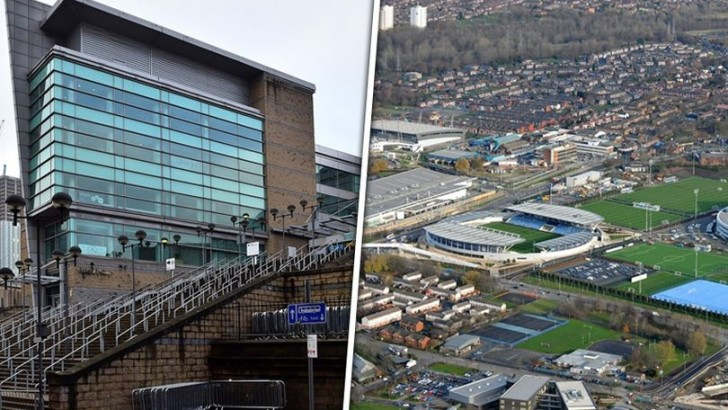 Manchester Arena boss slams plans for rival Eastlands venue