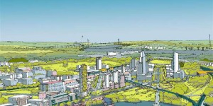 'Ebbsfleet Central' development to be 'at the heart of' city project