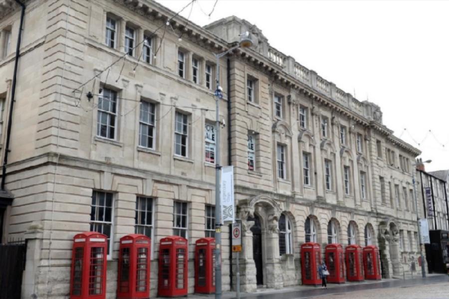 Blackpools Abingdon Street Post Office