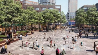 Planning permission for Canada Water mixed use development