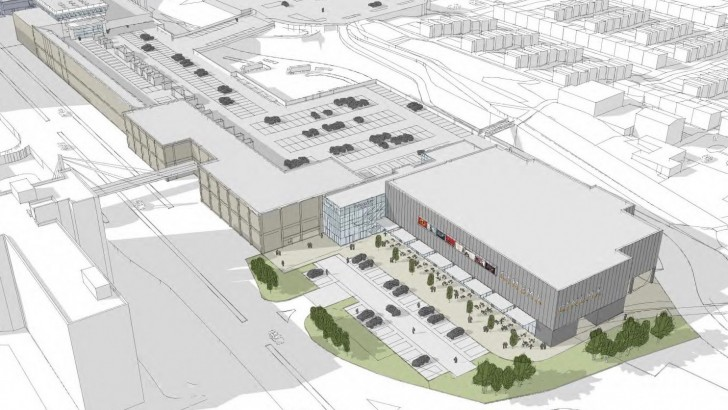 Central Cumbernauld cinema complex earns planning in principle