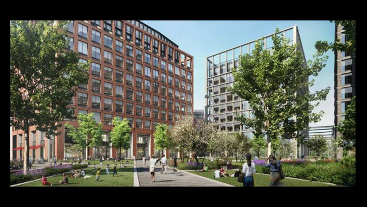 Liverpool: £200m Pall Mall scheme to include hotel and public space