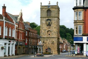 Morpeth clock tower - Wikimedia Commons
