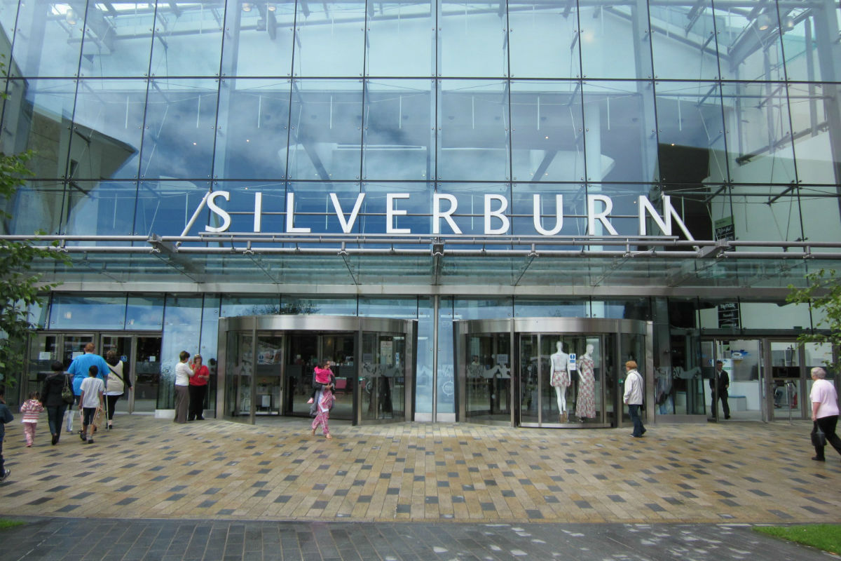 Silverburn Shopping Centre, Glasgow -- Wikimedia Commons