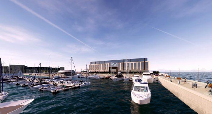 "Lord Provost praises new Edinburgh Marina hotel as ""long overdue"""