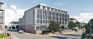 How the new hotel on the site of the former Lighthouse nightclub would look