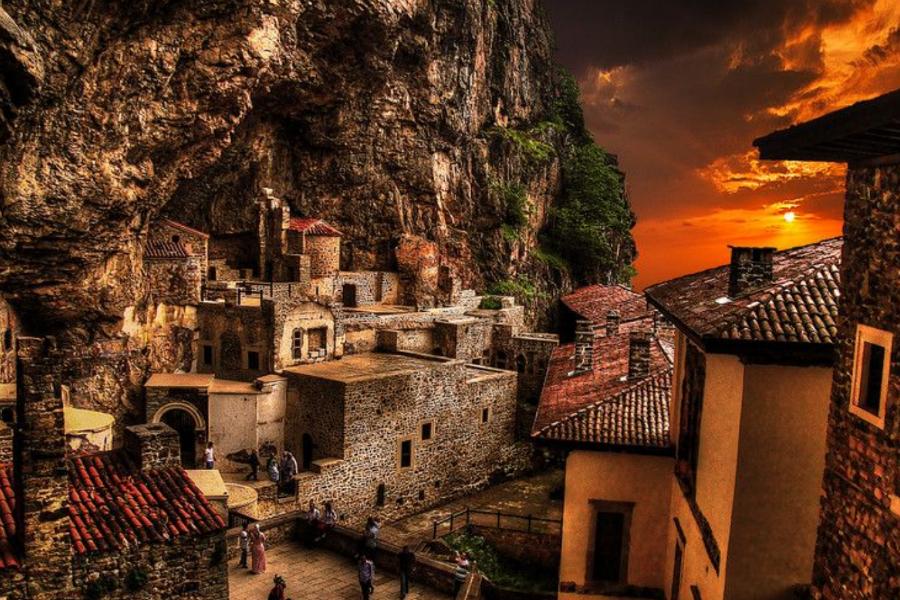 Sumela Monastery, Turazon, Turkey