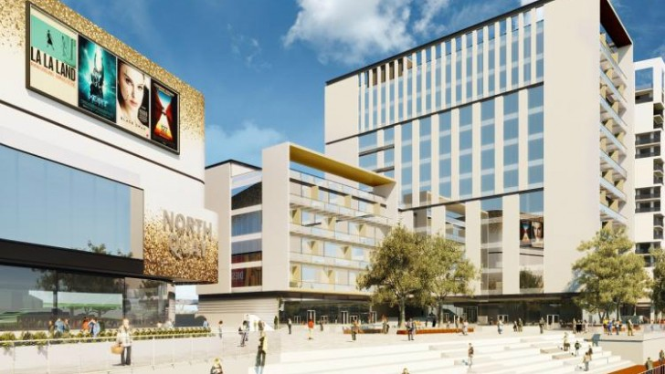 Ireland: mixed-use leisure/resi/commercial scheme for Waterford