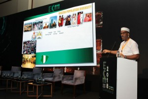 Kene Mkparu - KOMWORLD - presentation on Nigeria ECM2018