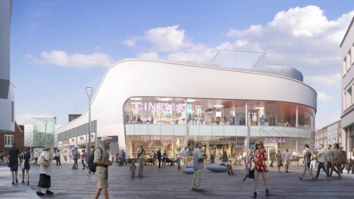 Poole: new multiplex delayed by unclear shopping centre plans
