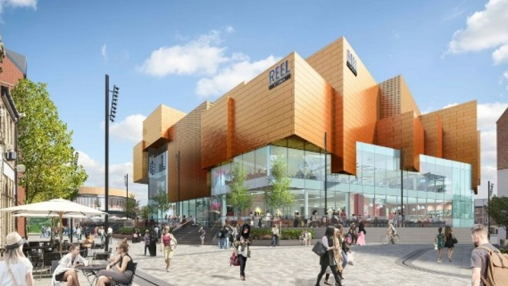 Reel Cinemas reveals its plans for Rochdale, to include virtual gaming