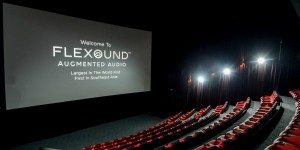 Malaysia gets southeast Asia's first cinema with speakers in each seat