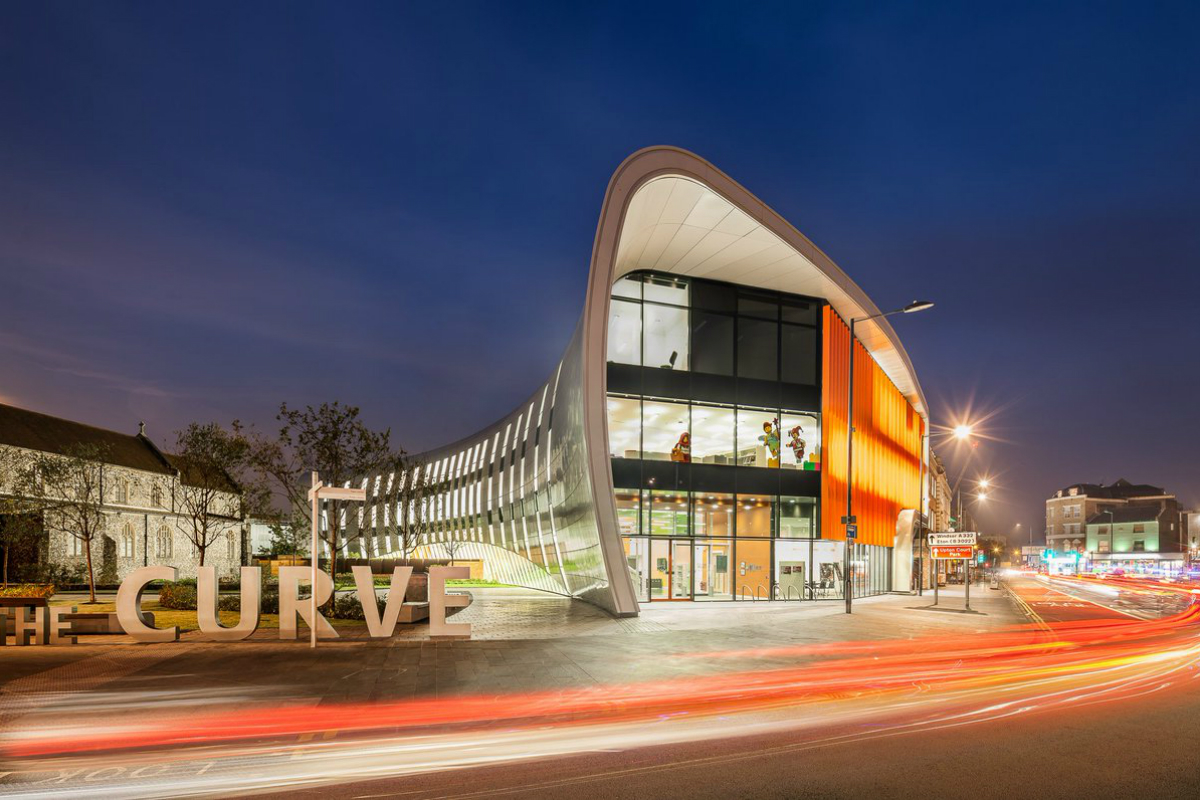 The Curve, William Street, Slough