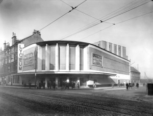 The Lyceum, Govan, in years gone by