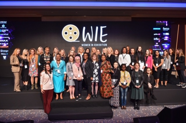 Women in Exhibition (WIE)