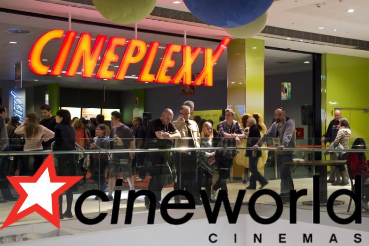 Cineplexx/Cineworld