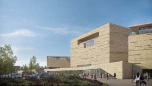 Developers hope to submit a planning application by the end of 2020. Image Lothian Leisure Development