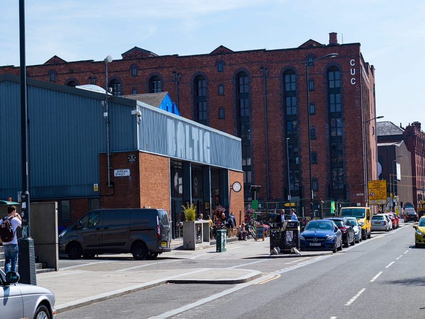 Baltic Triangle, Liverpool