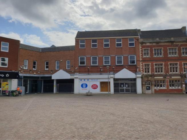 Gainsborough cinema site