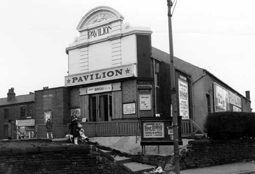 Historic photo of Pavilion Cinema, Stanningley