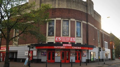 Stafford Cinema, Newport Road, Stafford