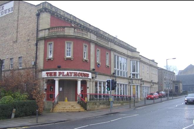 The Alnwick Playhouse, photo: Wikipedia