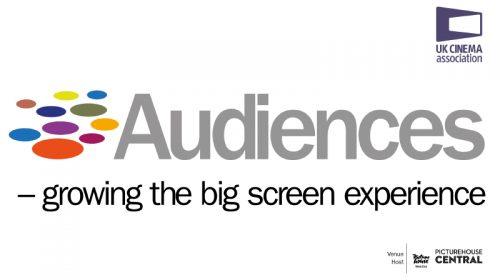 UK Cinema Association 2019 conference logo