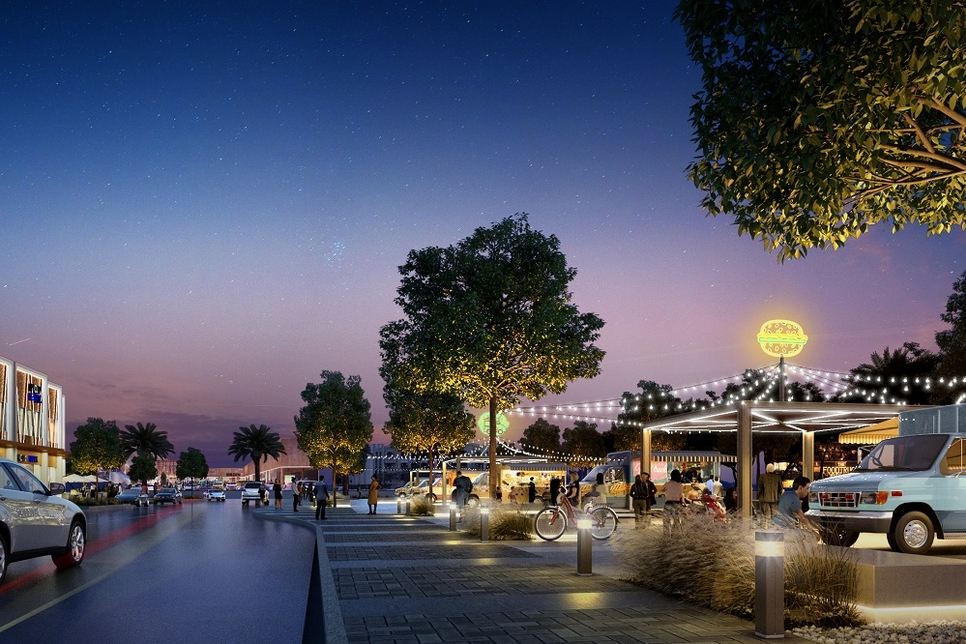 Lootah retail hub, Dubai Investment Park