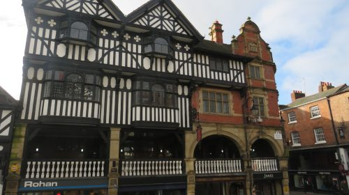 Magnificent Chester Rows building that will 'accommodate' the new hotel