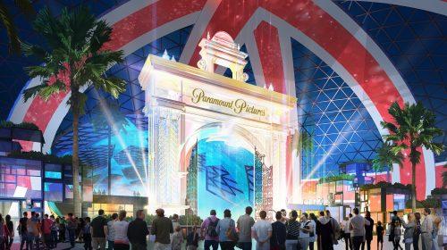 London Resort crowd