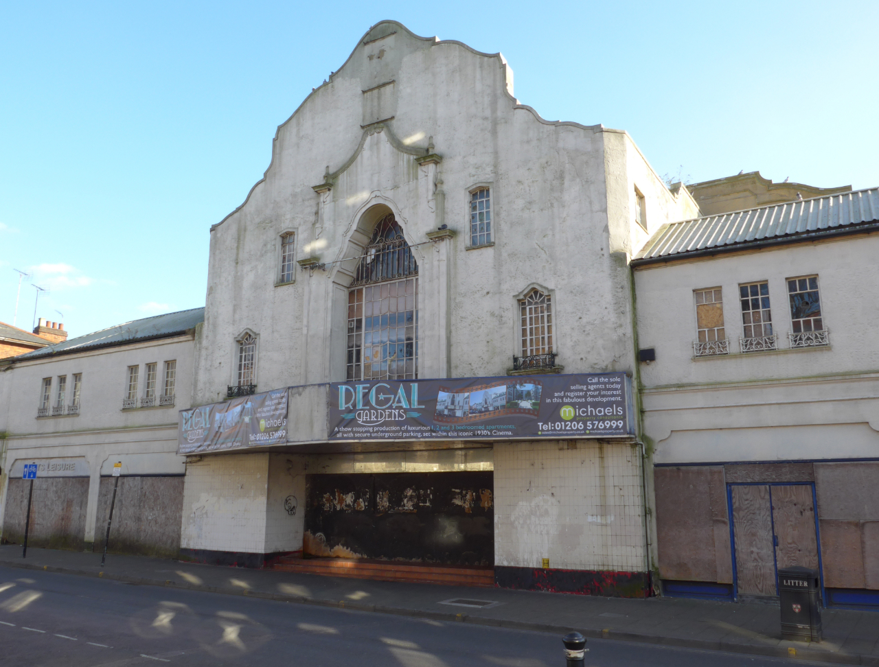 Old Odeon Cinema site, Colchester