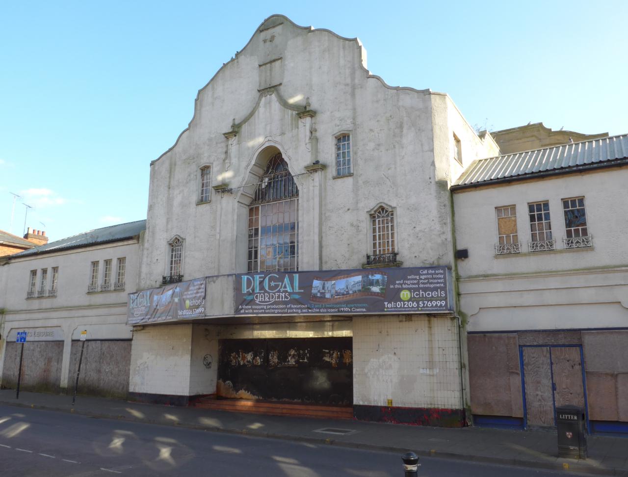 Old Odeon Cinema site, Colchester