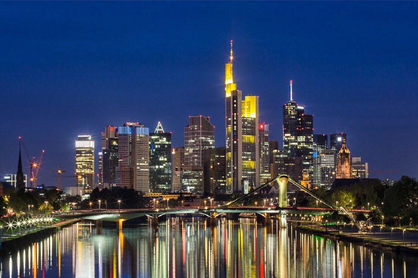 Frankfurt Am Main skyline -- Wikipedia