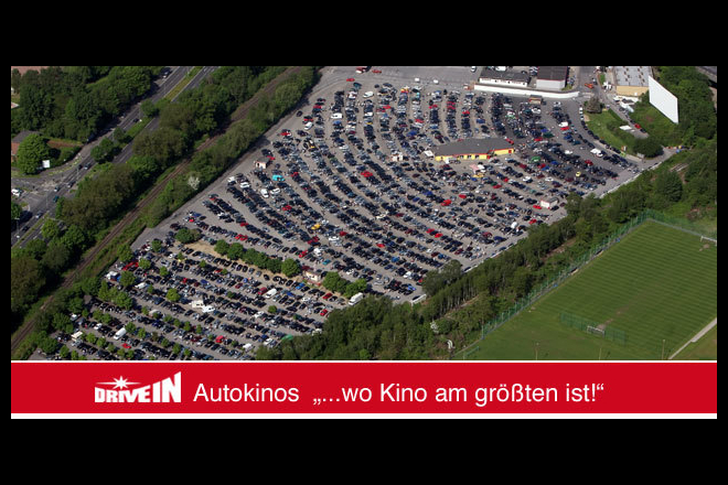 Autokino aerial photo – Cinematreasures.org