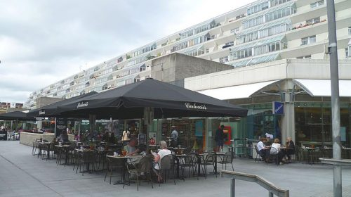 Carluccio's, Brunswick Centre, London (photo: Wikimedia Commons)