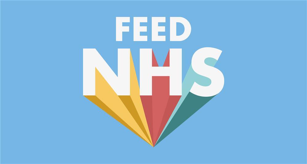 Feed the NHS artwork